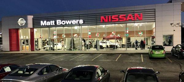 Nissan Of New Orleans >> Matt Bowers Nissan Nola 13050 I 10 Service Rd New Orleans