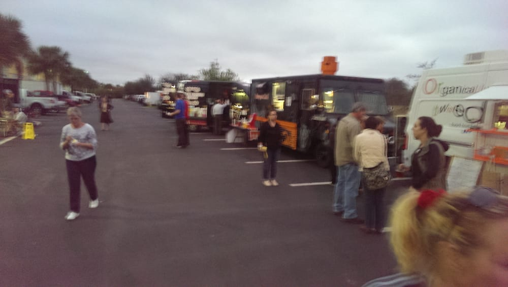 Nosh Food Truck Ft Myers