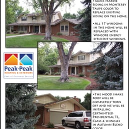 Captivating Photo Of Peak To Peak Roofing   Denver, CO, United States. Total Home