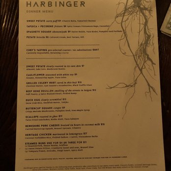 9fc65b0172 Harbinger - 149 Photos   57 Reviews - American (New) - 2724 ...