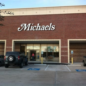 Michaels 13 reviews arts crafts 23514 westheimer for Michaels crafts phone number