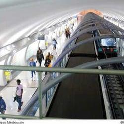m tro cour saint milion estaciones de metro bercy par s paris francia yelp. Black Bedroom Furniture Sets. Home Design Ideas