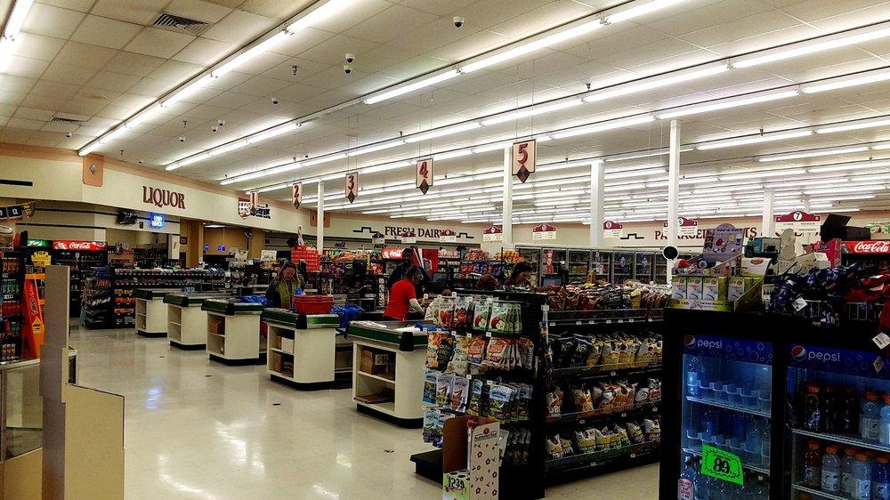 Pojoaque Supermarket: 9 W Gutierrez, Santa Fe, NM