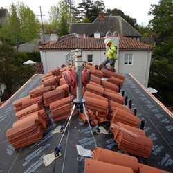 High Quality Photo Of Benu0027s Roofing   Oakland, CA, United States. Clay Tile Roof  Installation ...