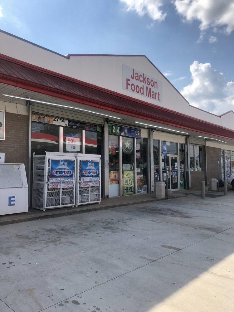 Jackson Food Mart: 8444 Jefferson Rd, Athens, GA