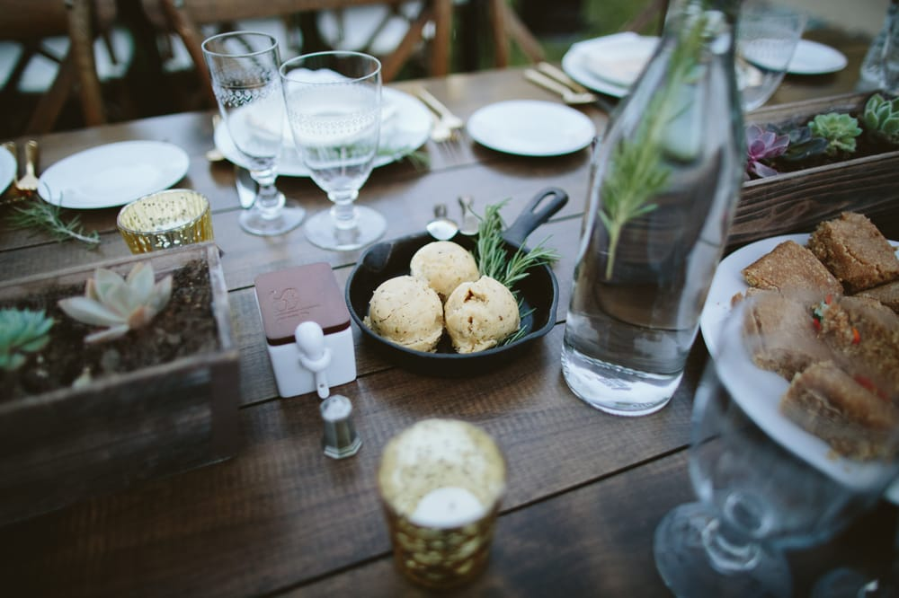 Feast & Gather Catering: Nevada City, CA
