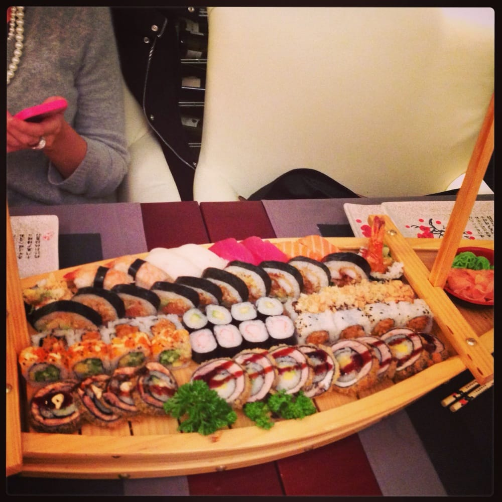 You sushi cuisine fusion asiatique muntstraat 7 leuven vlaams brabant belgique for Cuisine you avis