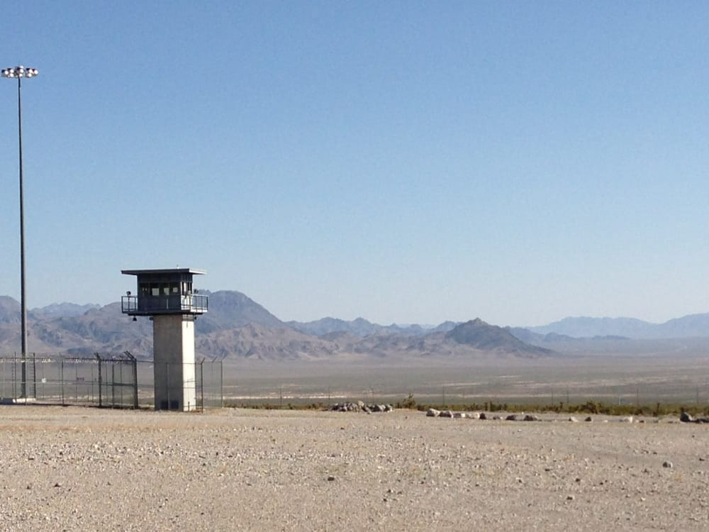 High Desert State Prison: 22010 Coldcreek Rd, Indian Springs, NV