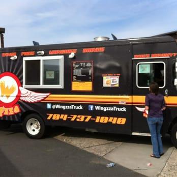 Pizza Food Truck Charlotte Nc