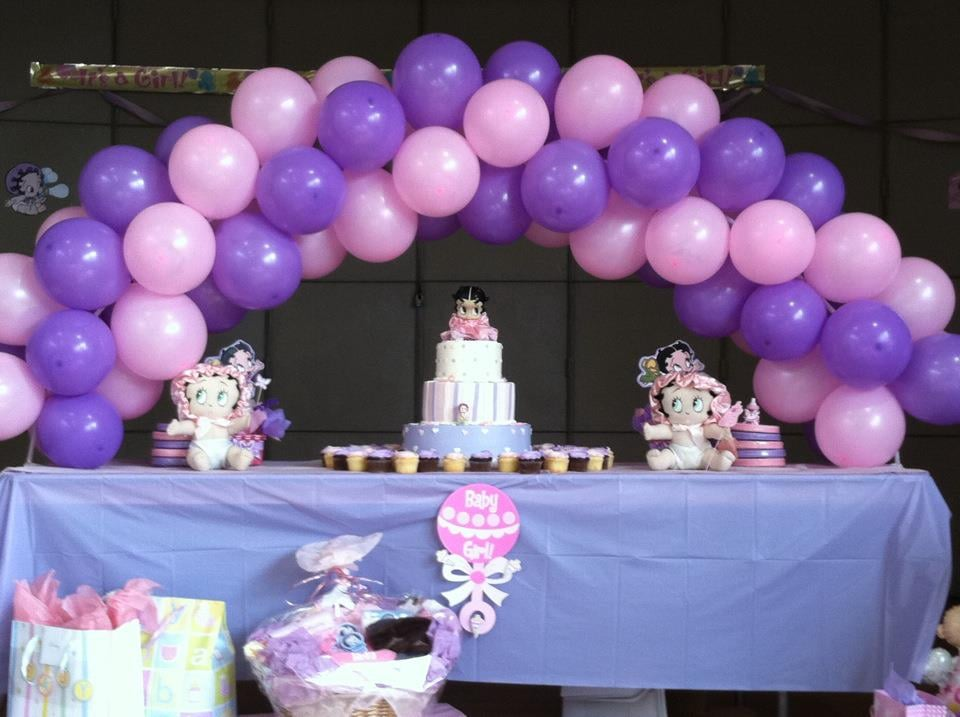 Balloon decoration for baby shower yelp for Balloon decoration los angeles