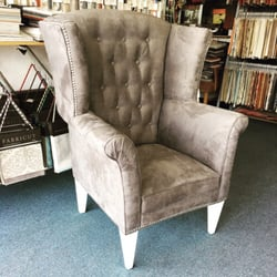 Photo Of Alief Upholstery Co   Houston, TX, United States. Wing Back Chair