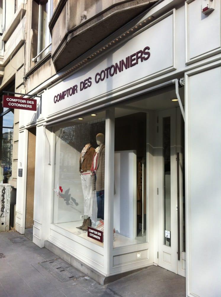 Comptoir des cotonniers belgique avenue louise 76 - Comptoir des cotonniers avenue louise ...