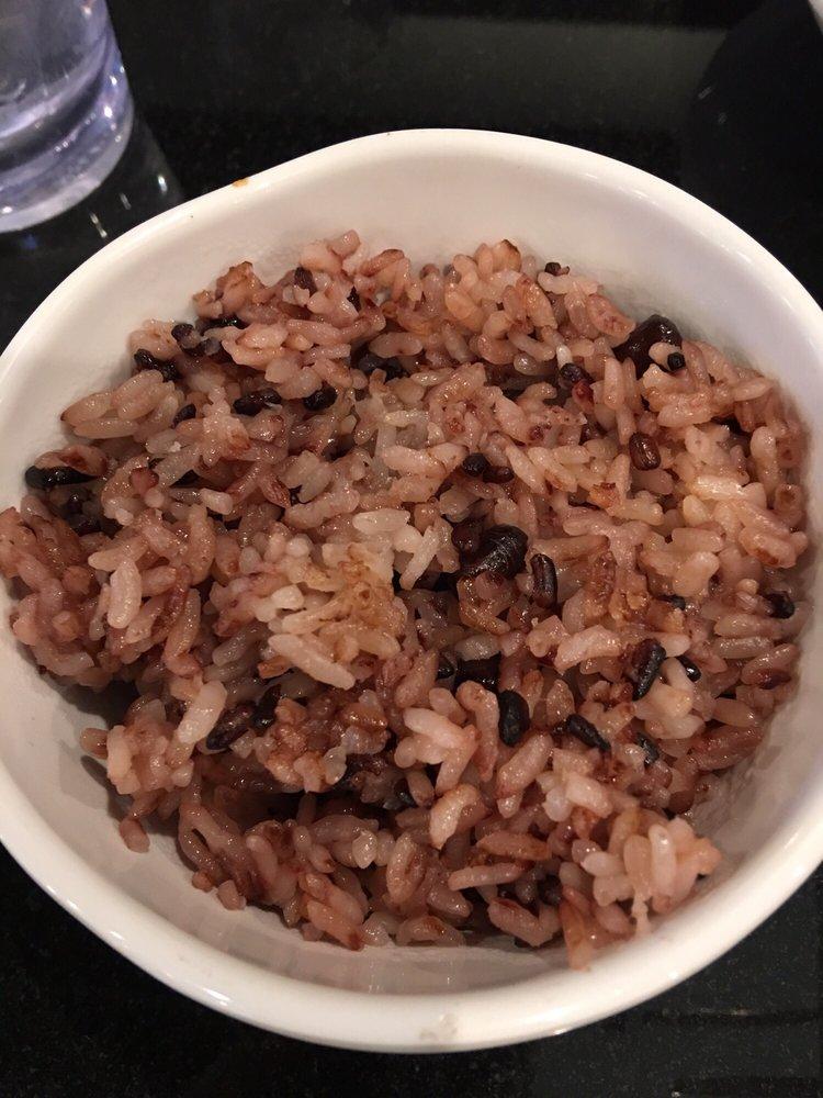 how to make korean purple rice