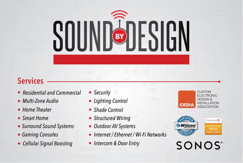 Sound by Design: 5215 S Coulter St, Amarillo, TX