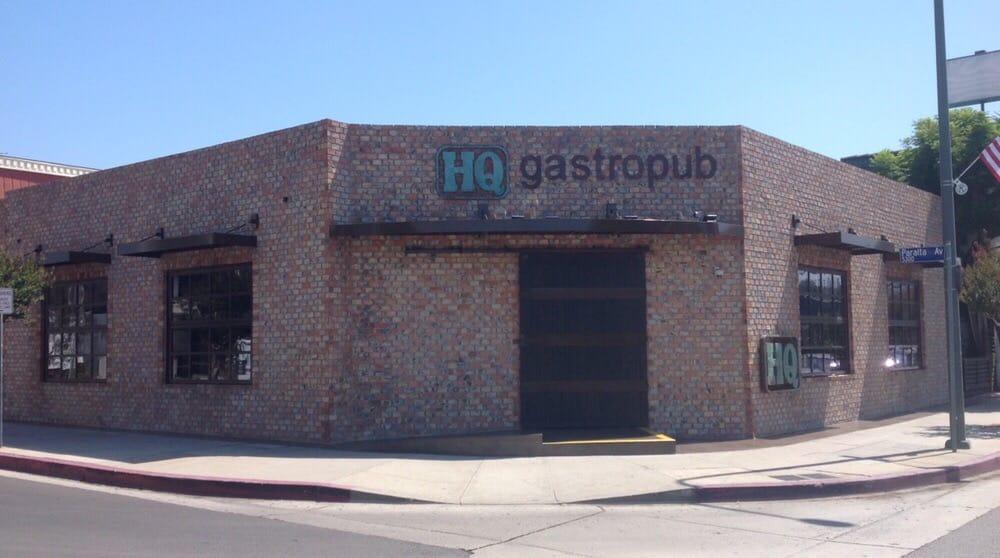 HQ Gastropub - Woodland Hills