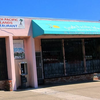 South Pacific Island Restaurant Daly City Ca