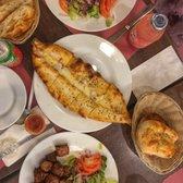 Photo Of Beyti Turkish Kebab Brooklyn Ny United States Pide Cheese Boat