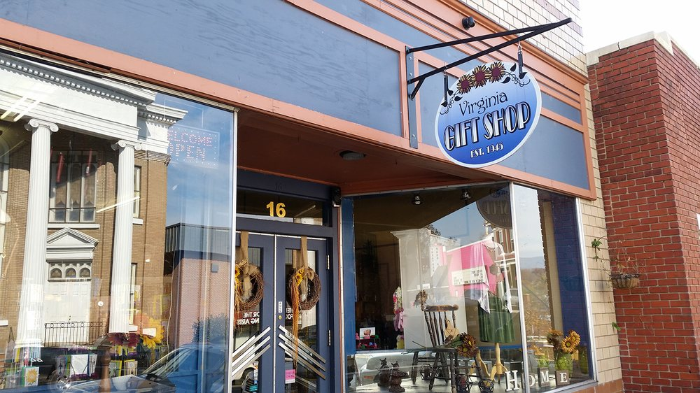 Virginia Gift Shop: 16 E Main St, Luray, VA