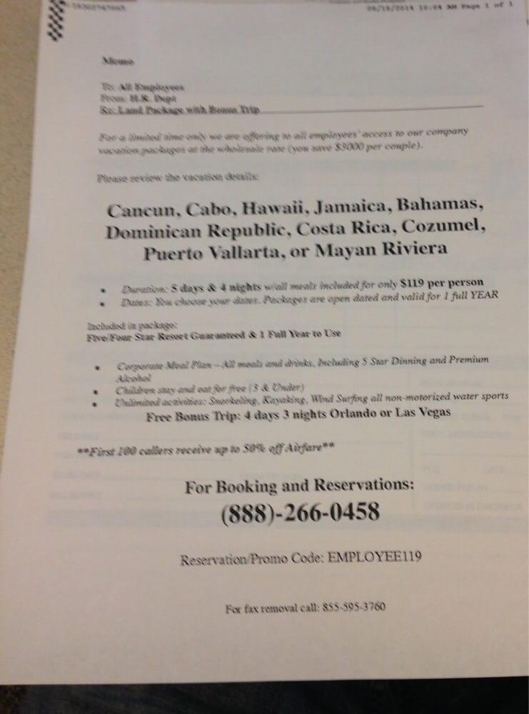 Photo of BookIt all inclusive: Miami, MO