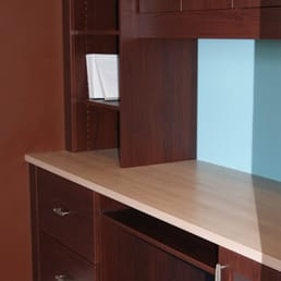 Photo Of California Closet Company   Jupiter, FL, United States. Custom  Desk Unit