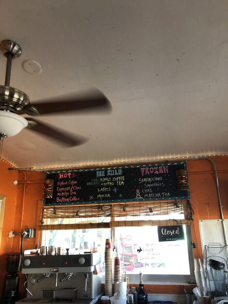 Wahoo Coffee Company: 247 Minuteman Cswy, Cocoa Beach, FL