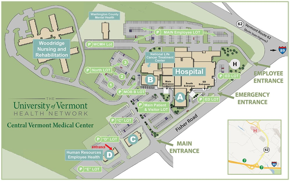 Cvmc Campus Map Yelp