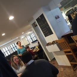 Photo Of Island Kitchen   Nantucket, MA, United States. Seating At Tables  And