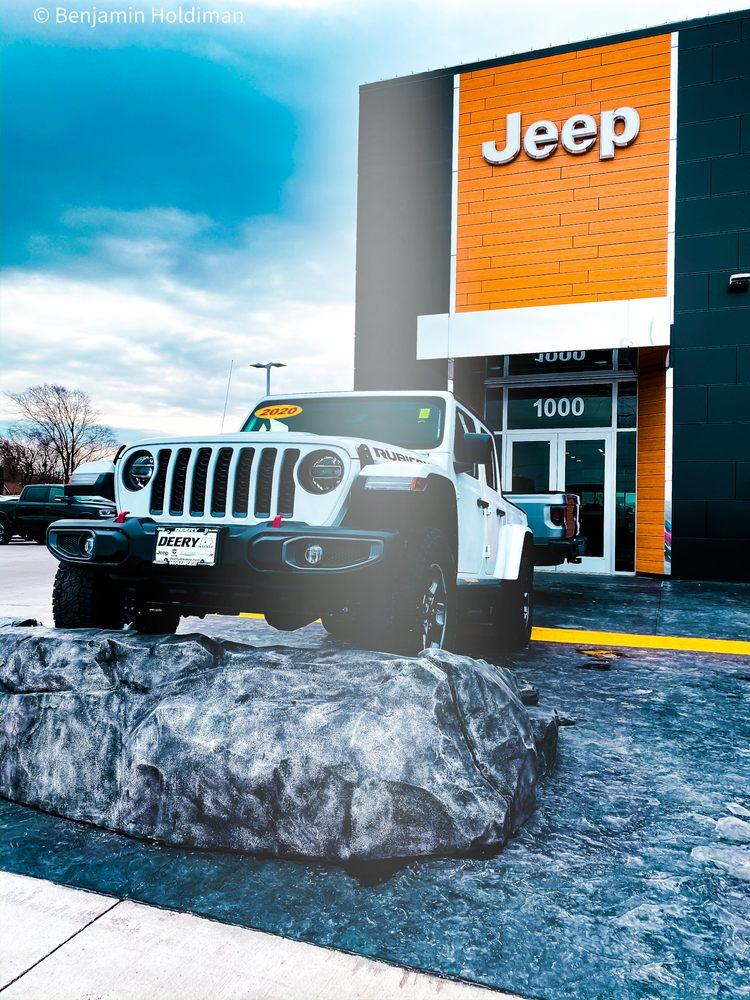 Deery Brothers Chrysler Dodge Jeep Ram: 1000 W Hickman Rd, Waukee, IA