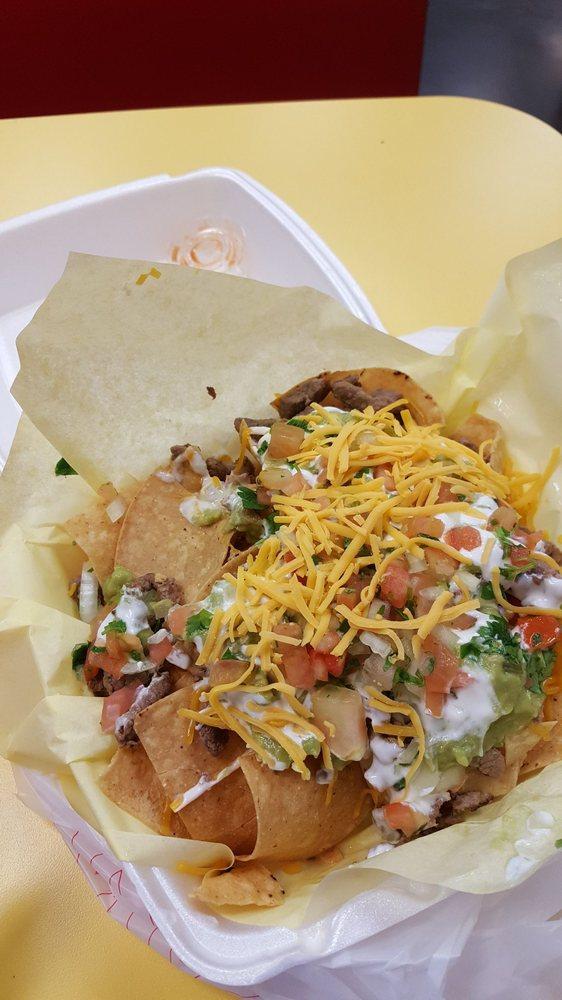 Nico's Mexican Food: 1226 E Florence Blvd, Casa Grande, AZ