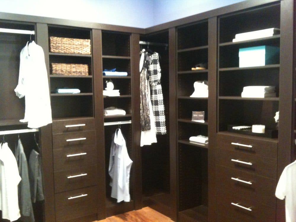 Walk in closet yelp for California closets hawaii