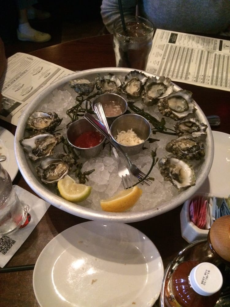Oysters yelp for King s fish house laguna hills