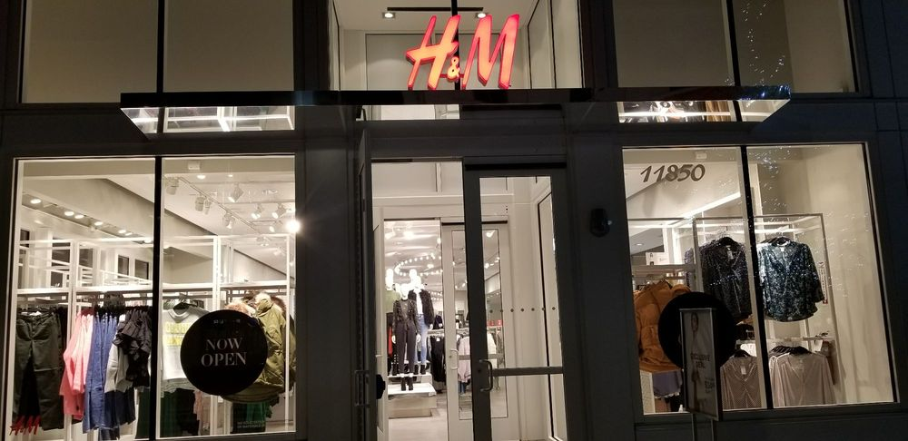 H&M: 11850 Grand Park Ave, North Bethesda, MD
