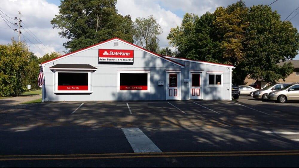 Adam Bennett - State Farm Insurance Agent: 103 S Elmira St, Athens, PA