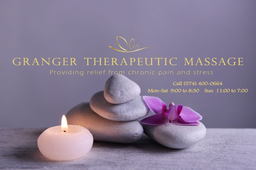 Granger Therapeutic Massage: 12435 Adams Rd, Granger, IN