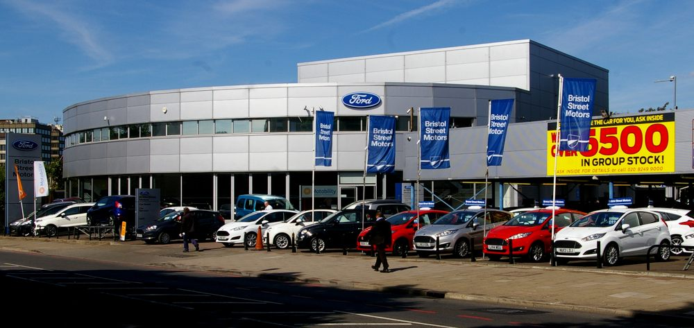 Car Dealers Bromley Hill