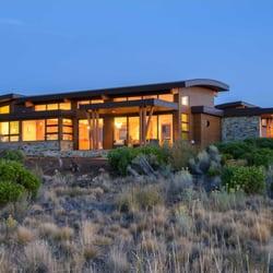 northwest modern home architecture. Photo Of Karen Smuland Architect - Bend, OR, United States. Modern Home, Northwest Home Architecture