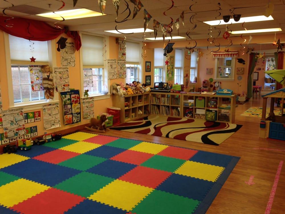 Falls Church Preschool: 105 N Virginia Ave, Falls Church, VA