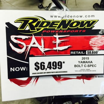 ridenow powersports on rancho 34 photos 95 reviews motorcycle dealers 3800 n rancho dr. Black Bedroom Furniture Sets. Home Design Ideas