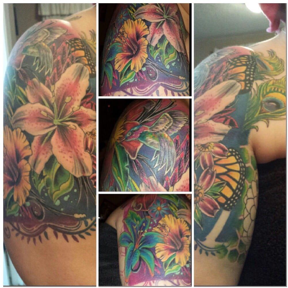 The Black Lotus Tattoo Studio Closed Tattoo 1315 Roseburg Ave