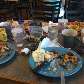 Kitchen Table Cafe Salmon Creek Menu
