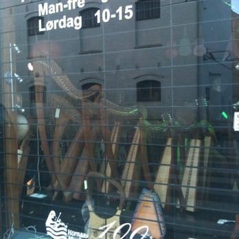 norsk musikk butikk