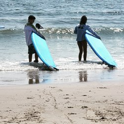 Photo Of Locals Surf School Arverne Ny United States We Had The