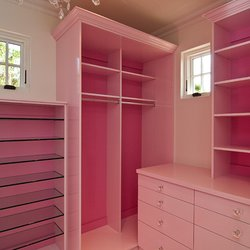 Photo Of Classy Closets   Chandler, AZ, United States. Pink Princess Closet