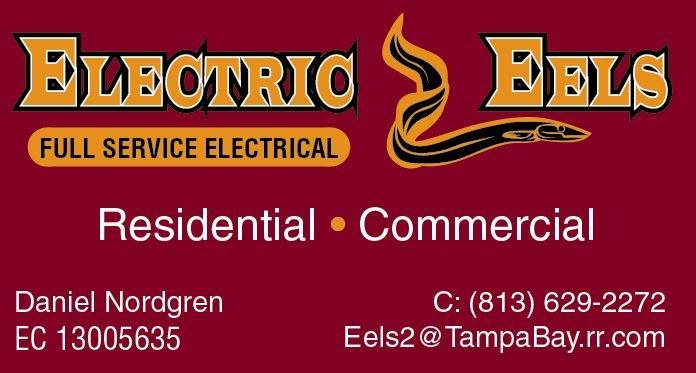 Electric Eels: Riverview, FL