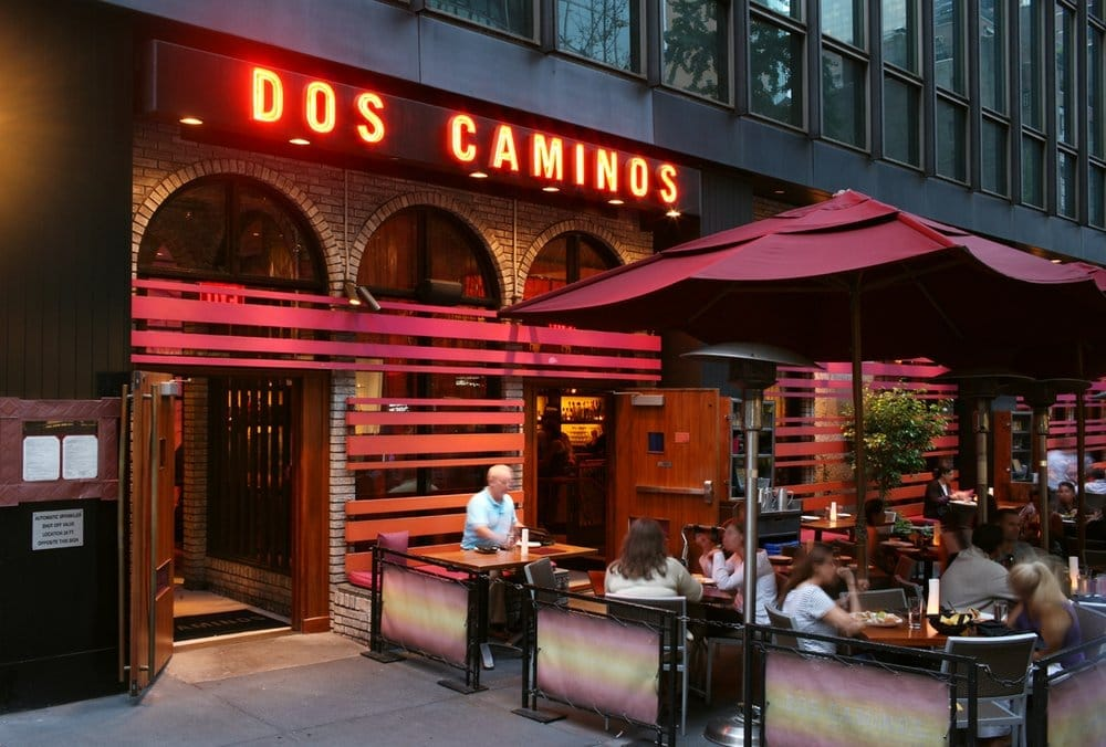 Dos Caminos Order Food Online 833 Photos 1439 Reviews Mexican Midtown East New York Ny Phone Number Menu Yelp