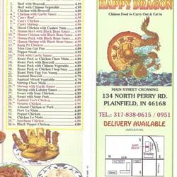 Happy dragon coupons plainfield