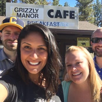 Grizzly Manor Cafe Big Bear Lake Ca
