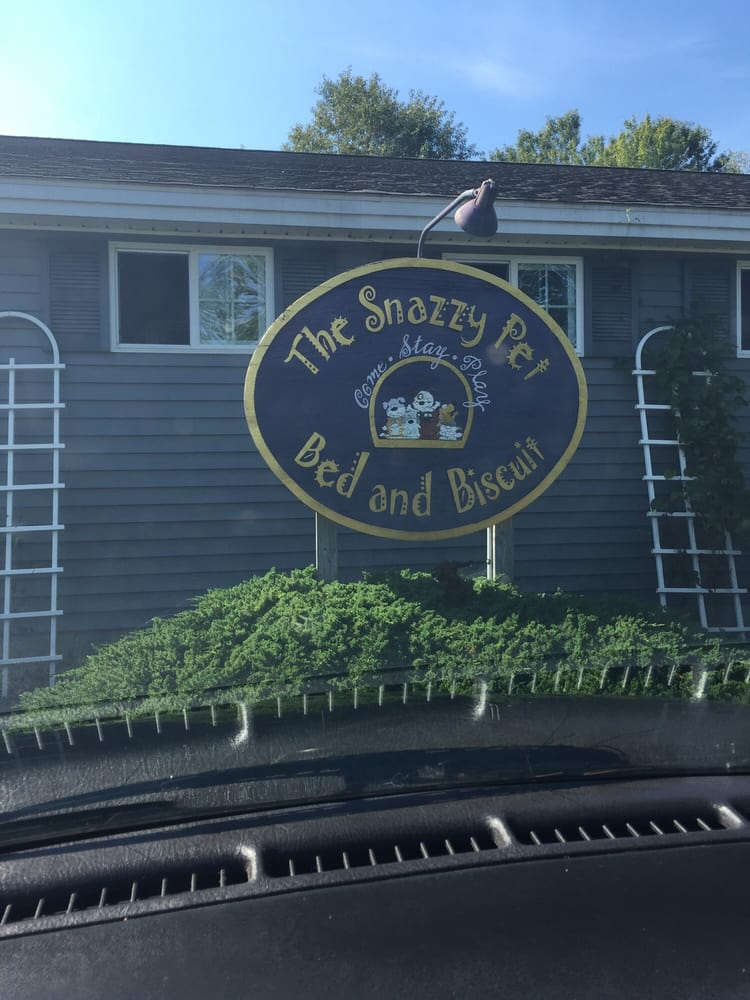 The Snazzy Pet Bed & Biscuit: 757 Limerick Rd, Arundel, ME