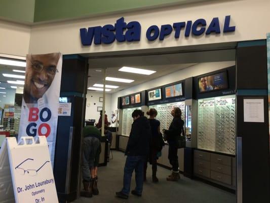 Vista Optical 3755 Airport Way Fairbanks, AK Optometrists Od