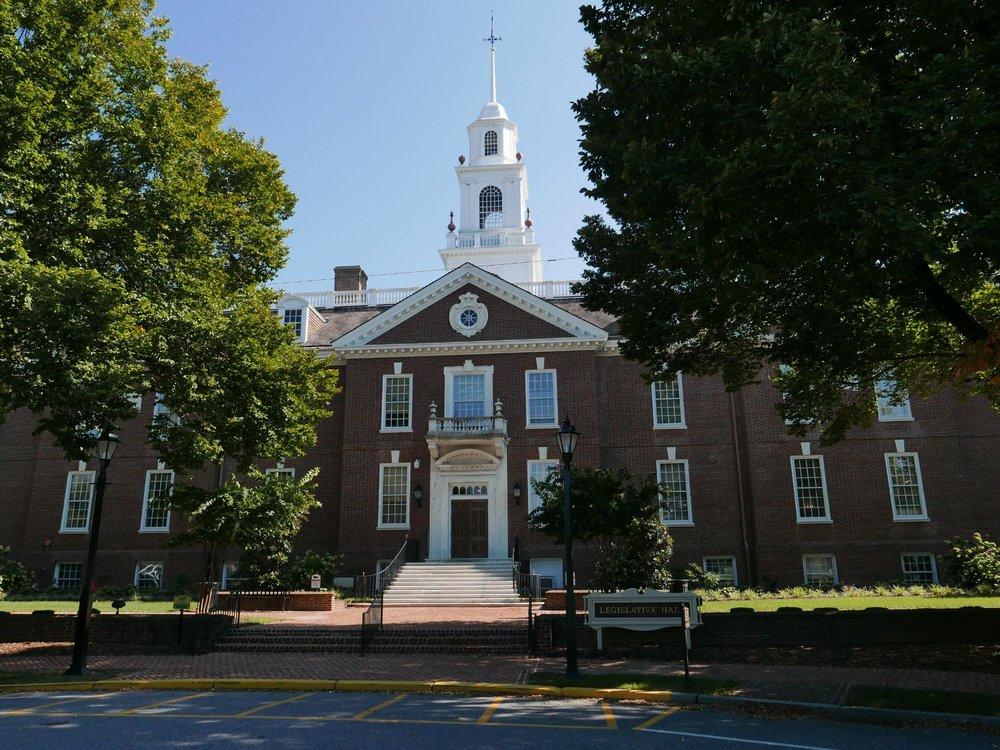 First State Heritage Park: 121 Duke Of York St, Dover, DE